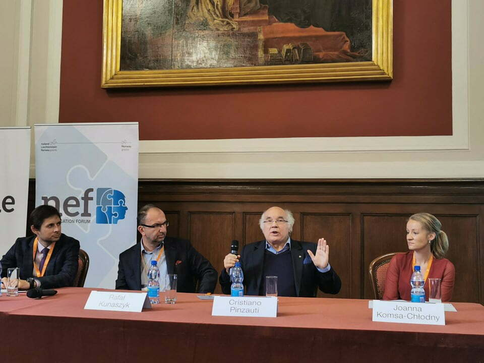 New Education Forum Joanna Komsa Akquinet Polska